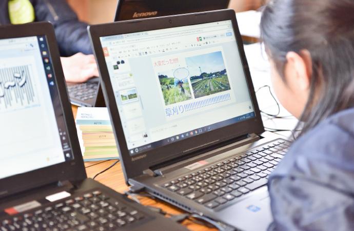 アグリテック・ICT 畑のデジタル観察でスマート農業